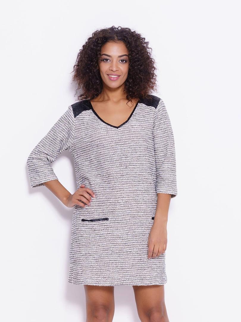 Сукня сіра | 4782156