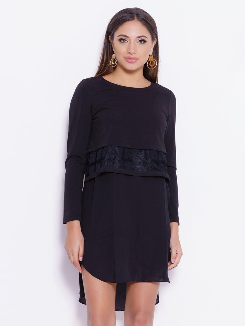 Платье черное | 4782244