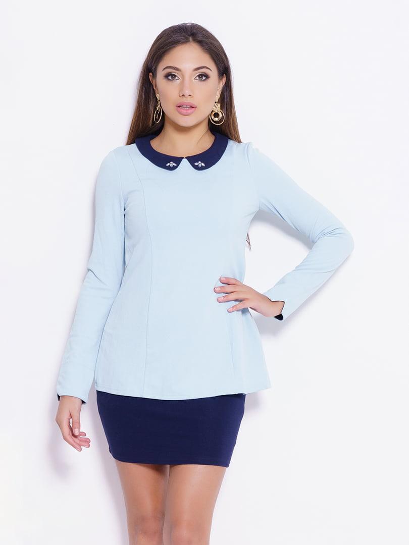 Сукня блакитна | 4782249