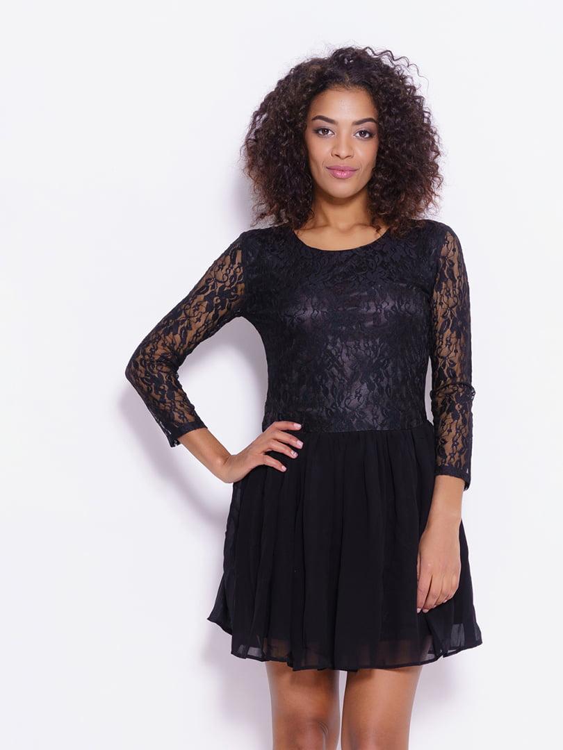 Платье черное | 4782307