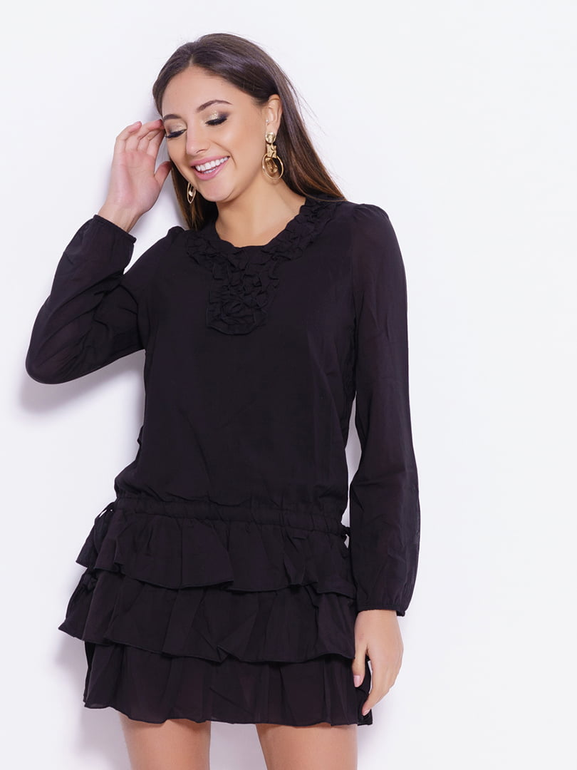 Платье черное | 4793094