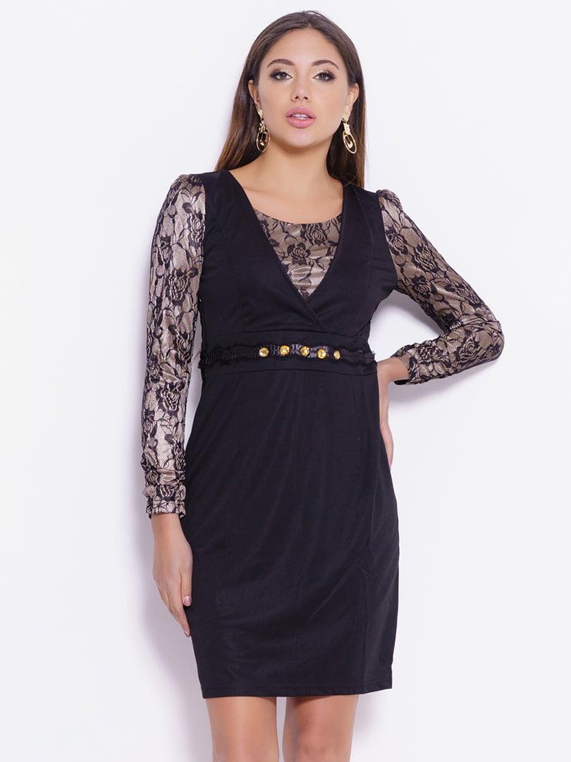 Платье черное   4793095