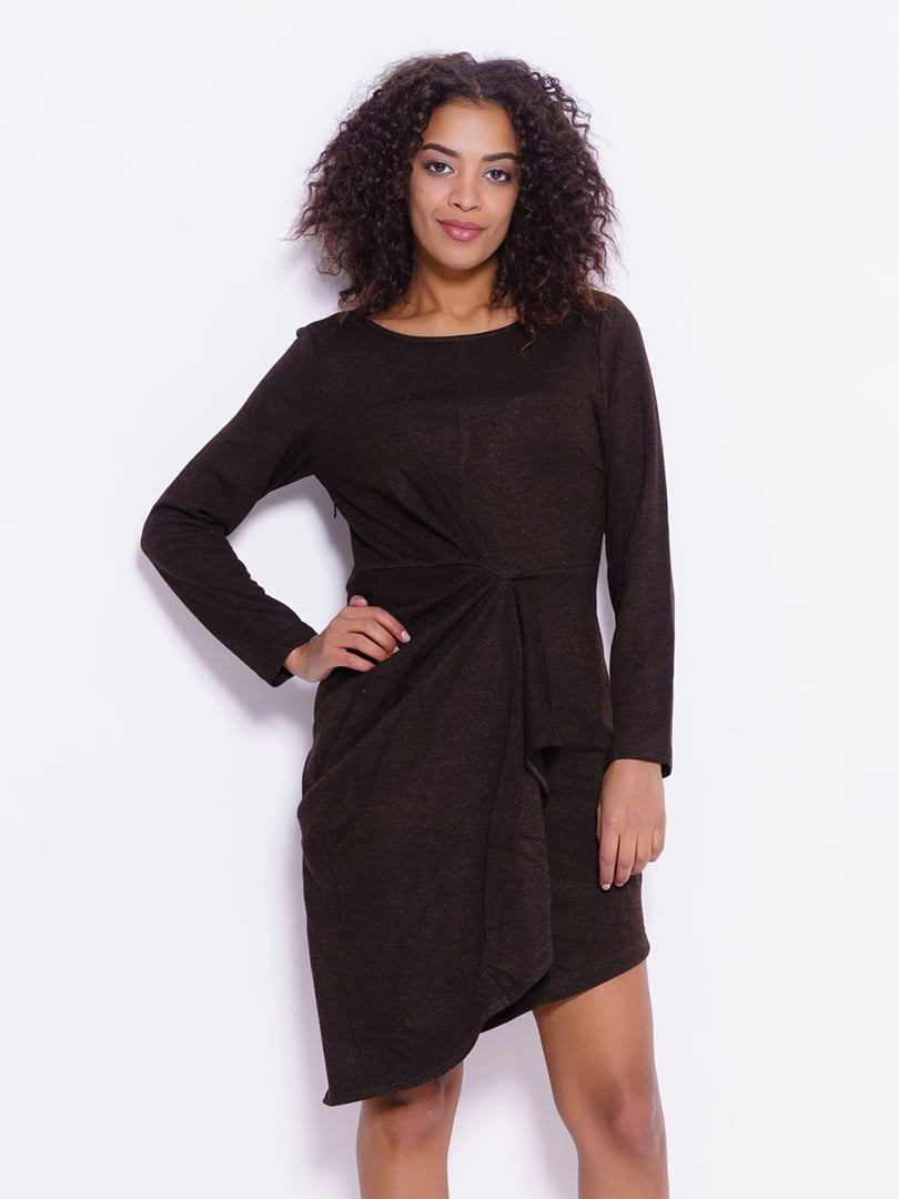 Платье коричневое | 4793099