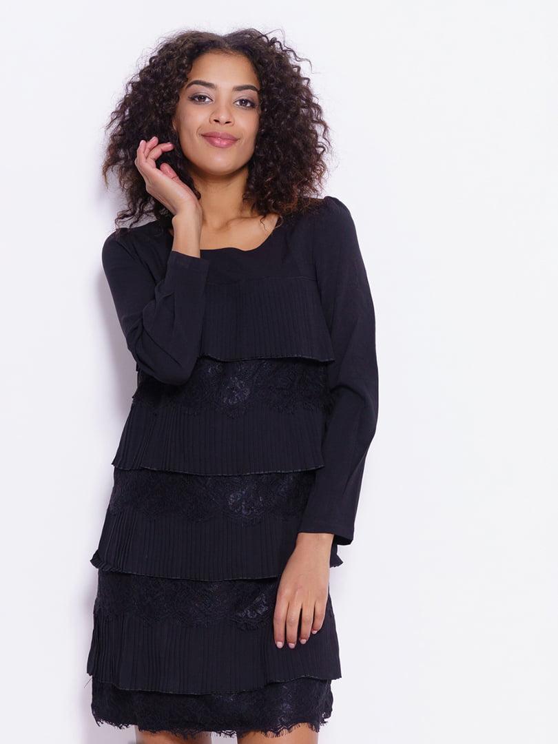 Платье черное   4793112