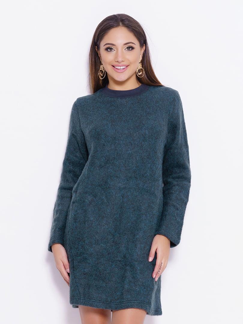 Платье зеленое | 4793113