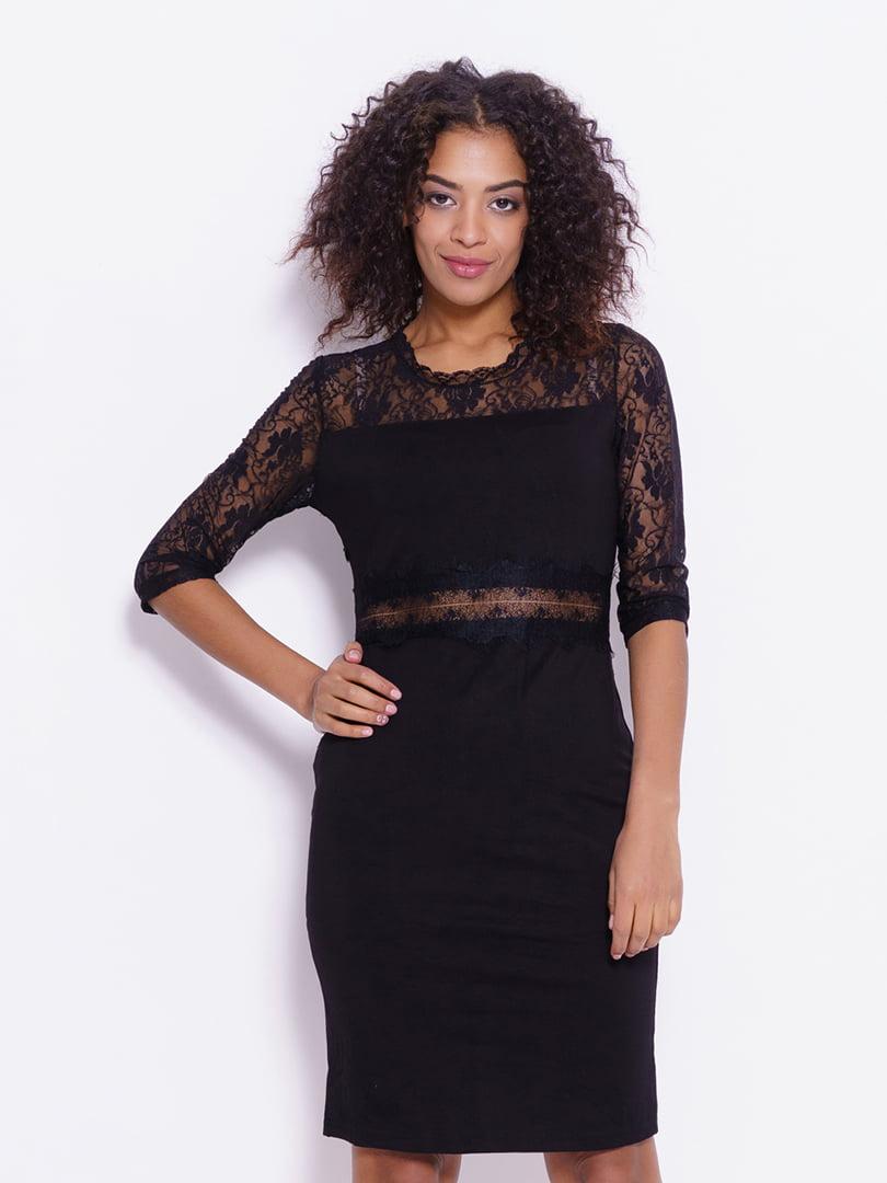 Платье черное | 4793157
