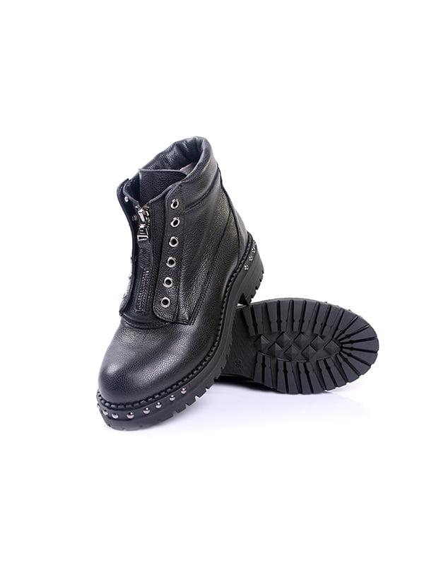 Ботинки черные   4777698
