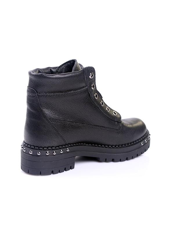 Ботинки черные   4777698   фото 3