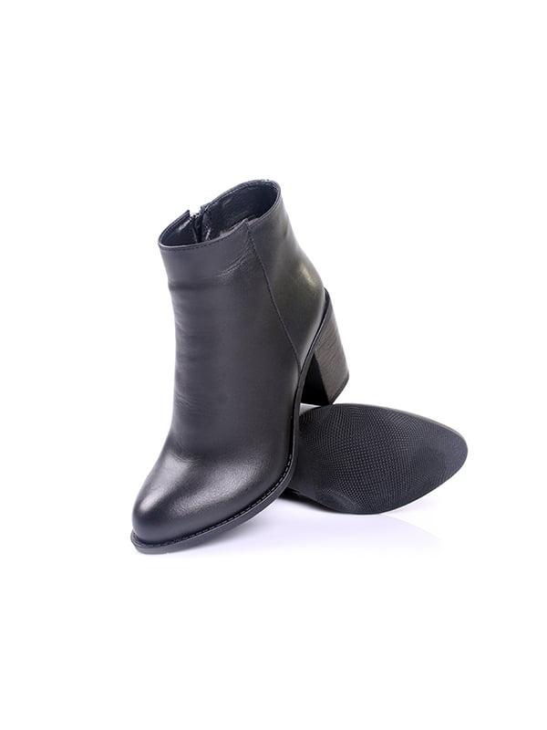 Ботинки черные | 4777701
