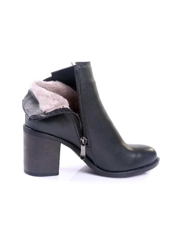 Ботинки черные | 4777701 | фото 2