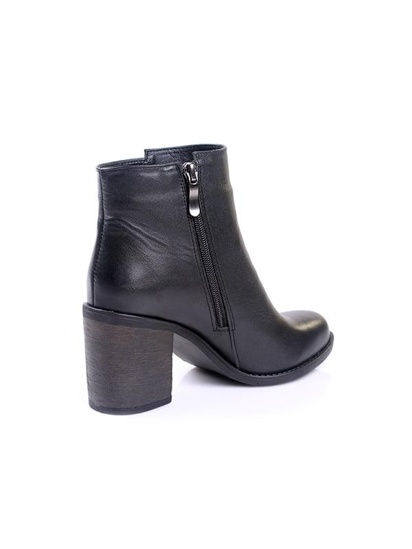 Ботинки черные | 4777701 | фото 3