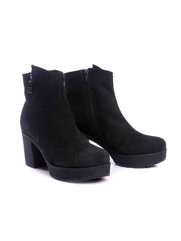 Ботинки черные | 4777711