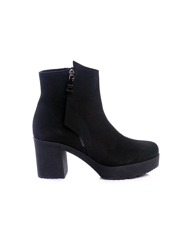 Ботинки черные | 4777711 | фото 2