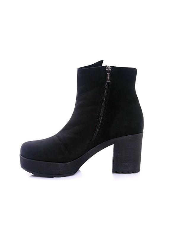 Ботинки черные | 4777711 | фото 3