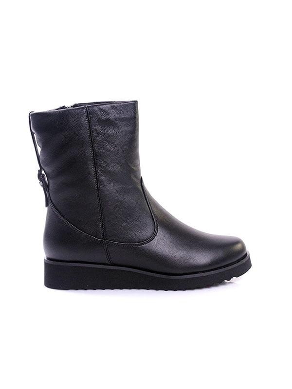 Ботинки черные | 4777712 | фото 2