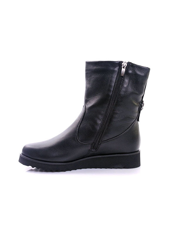Ботинки черные | 4777712 | фото 3