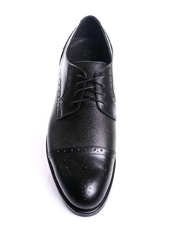 Туфли черные | 4777790 | фото 4
