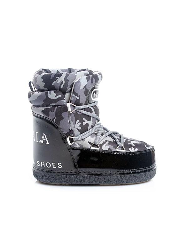 Ботинки камуфляжной расцветки   4777864   фото 2