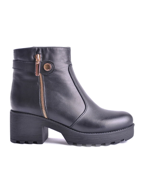 Ботинки черные   4777894   фото 2