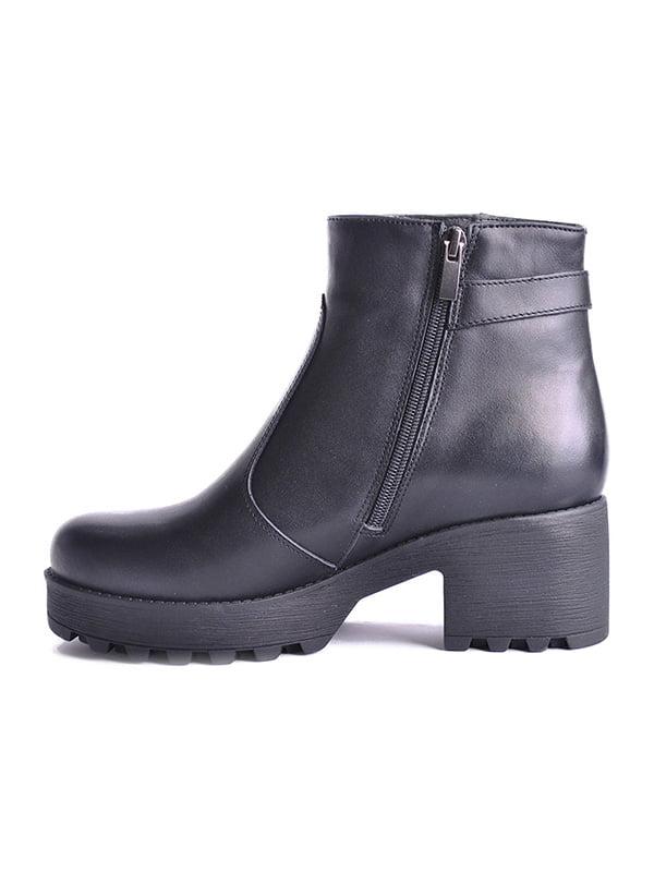 Ботинки черные   4777894   фото 3