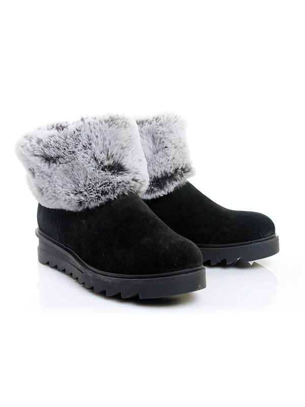 Ботинки черные | 4777898