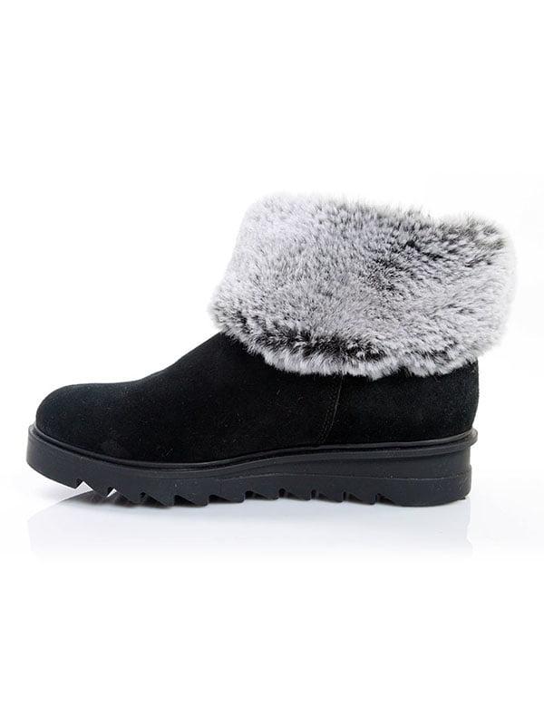 Ботинки черные | 4777898 | фото 3