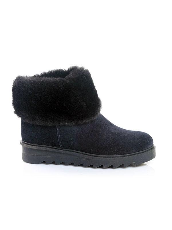 Ботинки темно-синие   4777899   фото 2