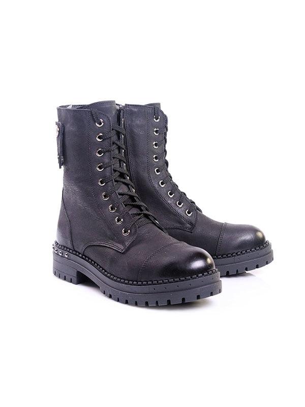 Ботинки черные | 4777927