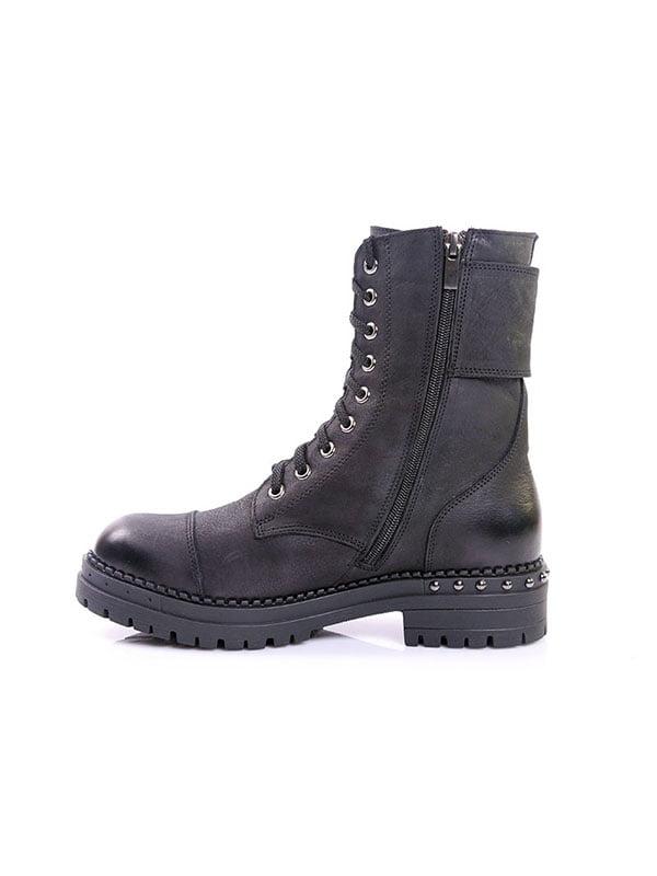 Ботинки черные | 4777927 | фото 3