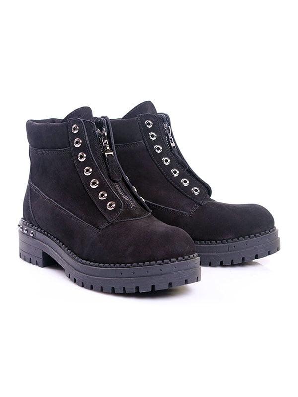 Ботинки черные | 4777930