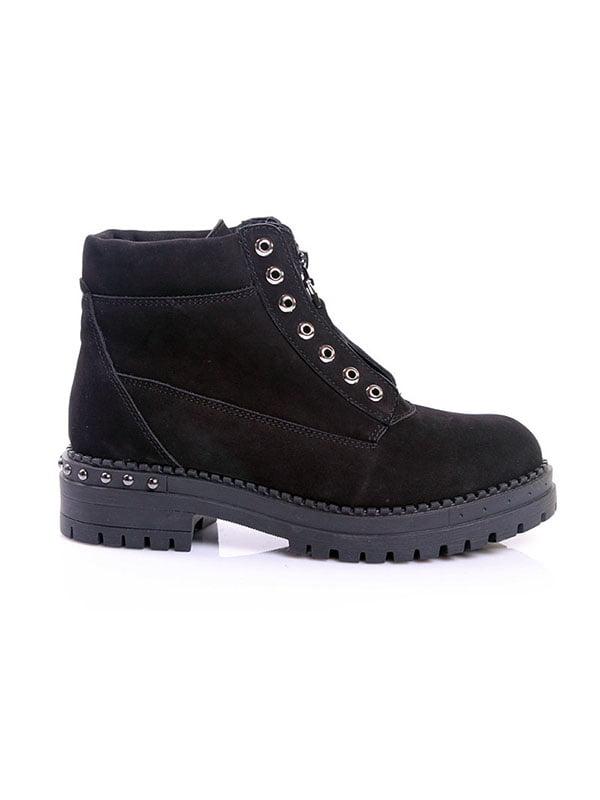 Ботинки черные | 4777930 | фото 2
