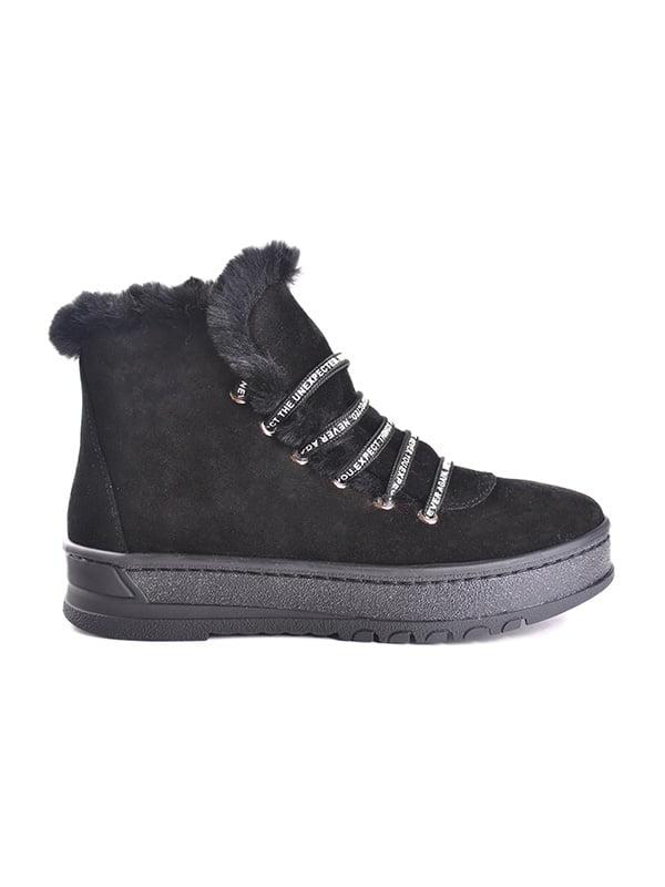 Ботинки черные | 4777932 | фото 2