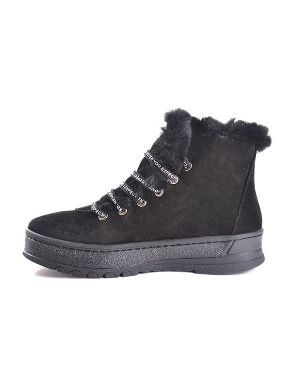 Ботинки черные | 4777932 | фото 3