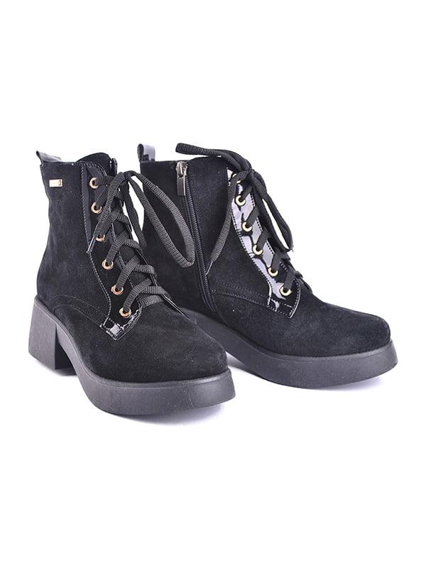 Ботинки черные | 4793525