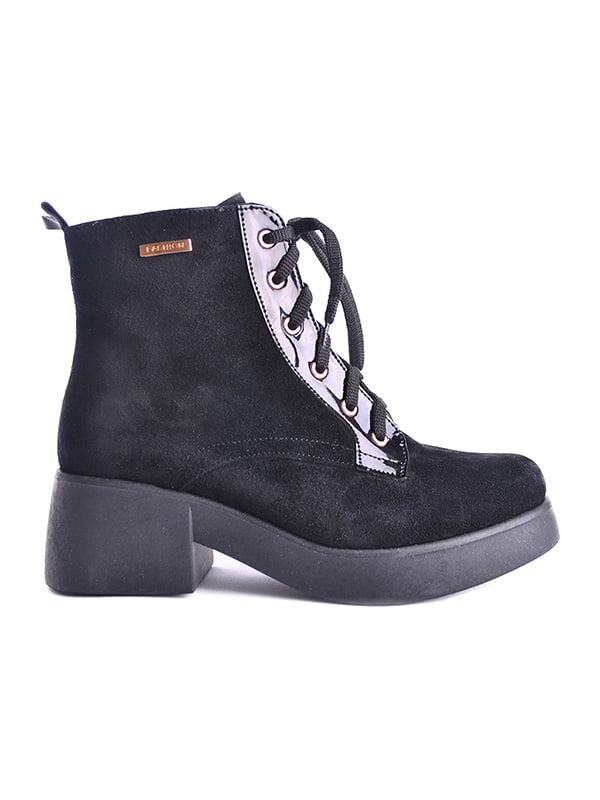 Ботинки черные | 4793525 | фото 2
