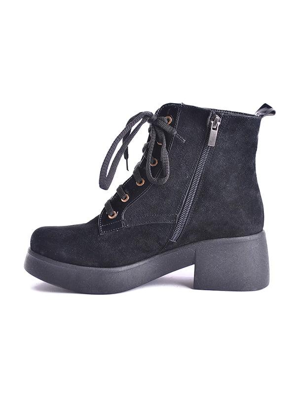 Ботинки черные | 4793525 | фото 3