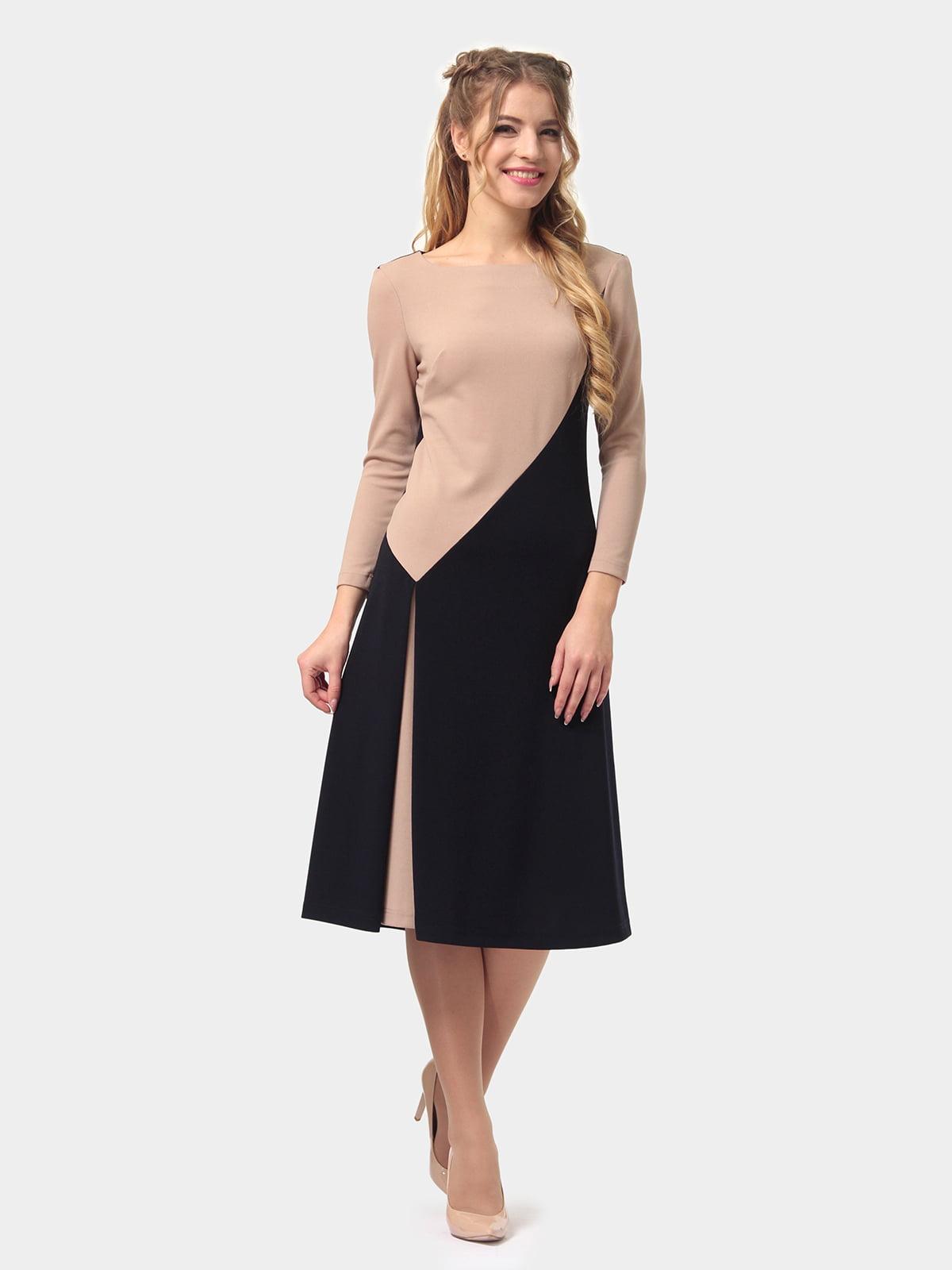 Платье двухцветное | 4794778 | фото 3