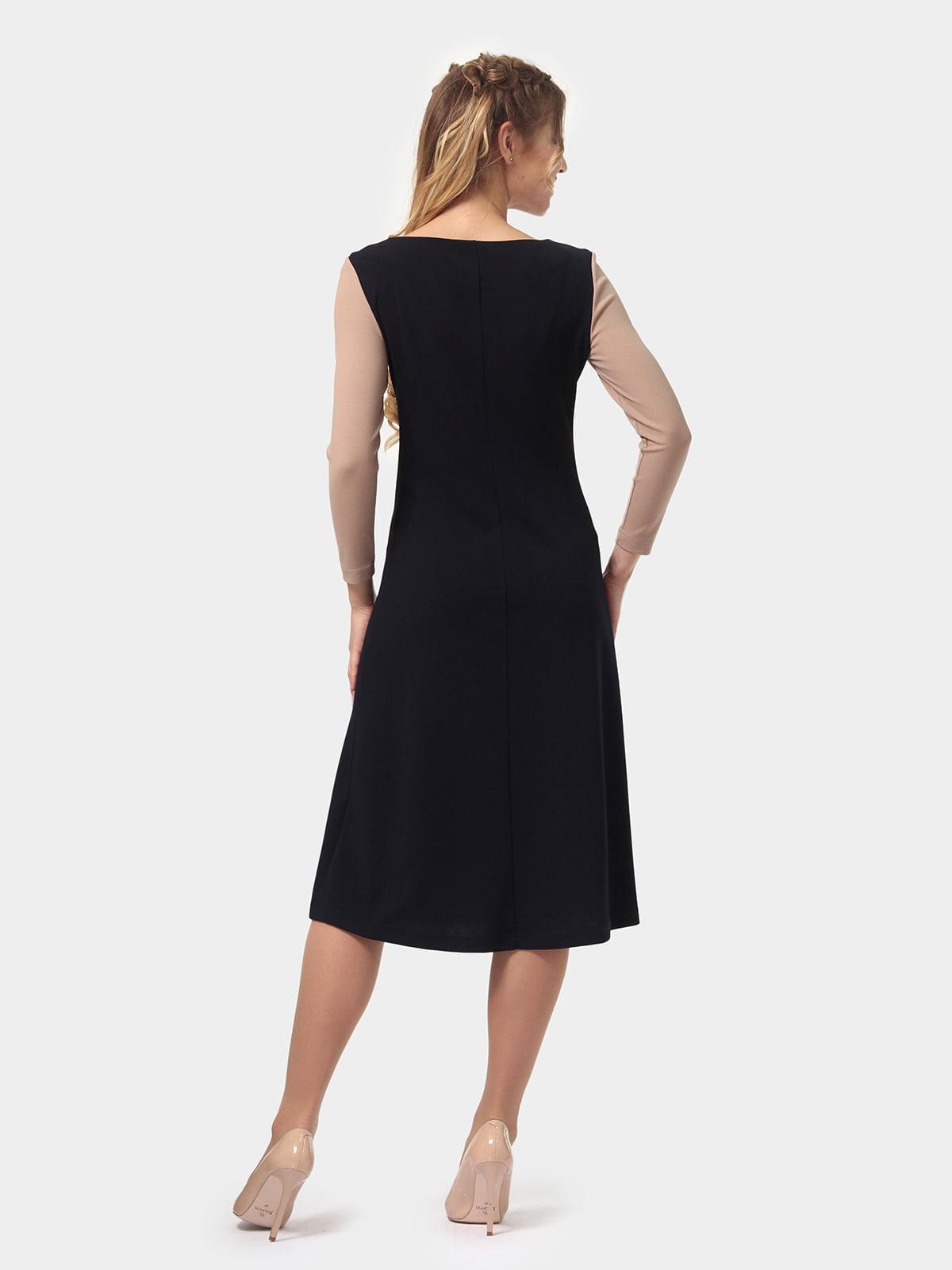 Платье двухцветное | 4794778 | фото 5