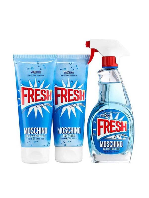 Набор Fresh Couture: туалетная вода (5 мл), лосьон для тела (25 мл), гель для душа (25 мл) | 4794375