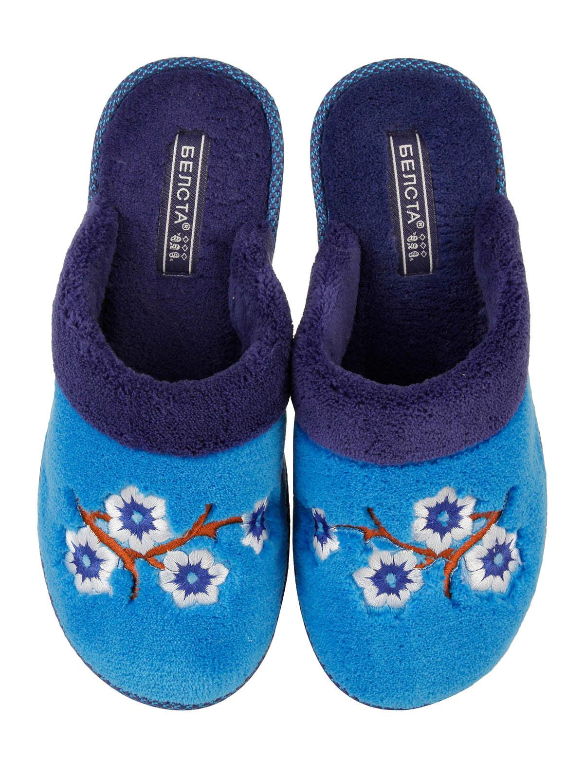 Тапочки синие | 4794808