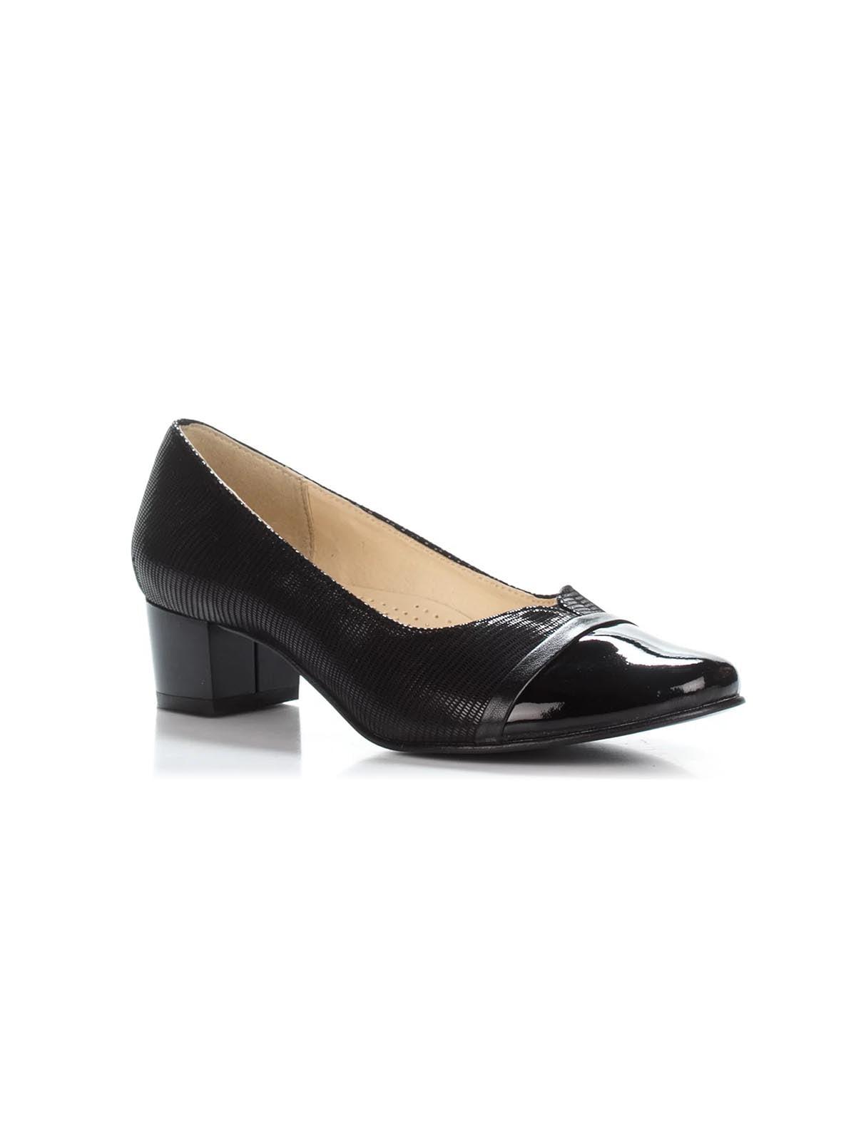 Туфли черные | 2611718 | фото 5