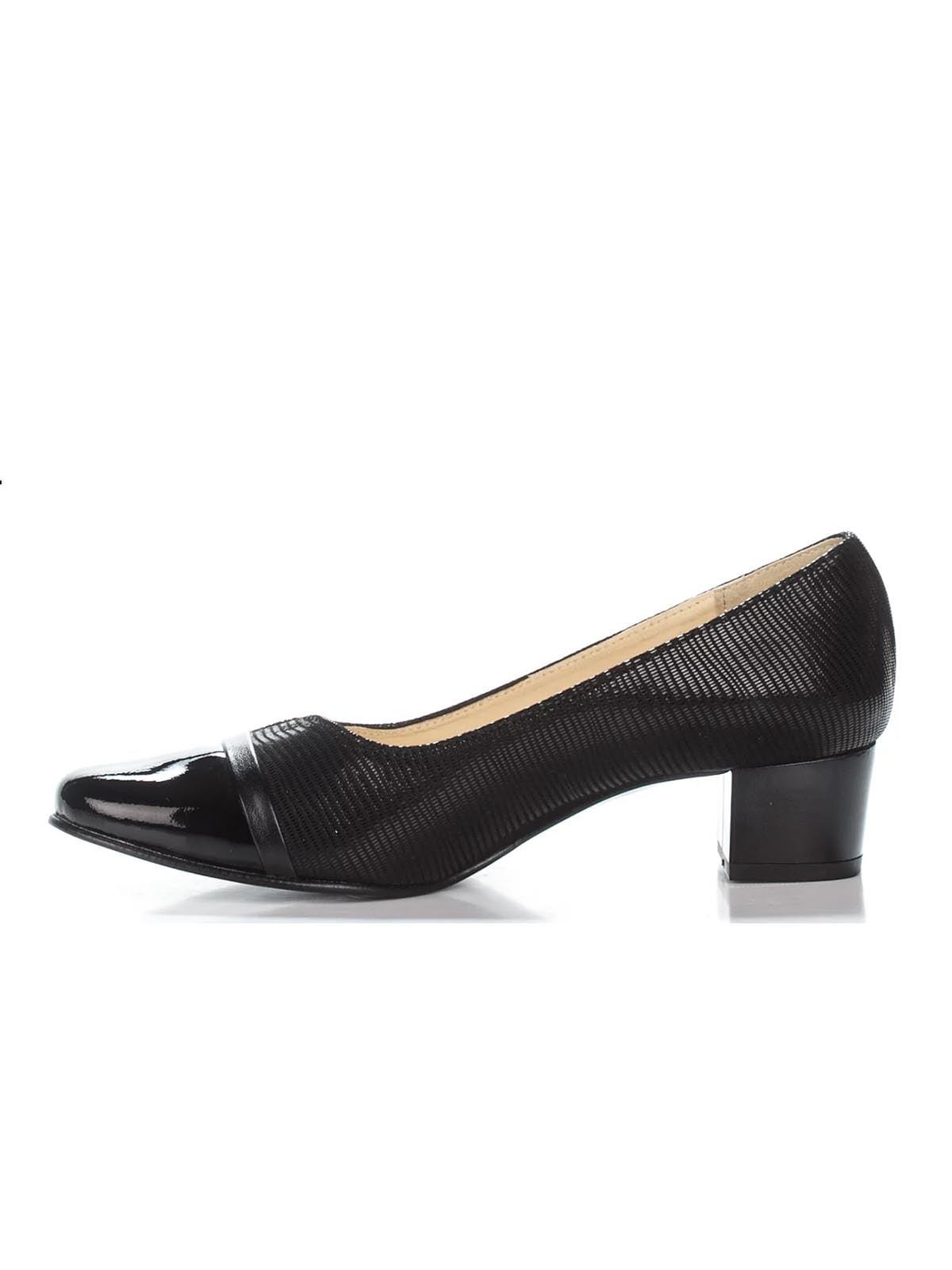 Туфли черные | 2611718 | фото 6