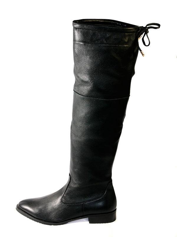 Ботфорты черные | 4798053