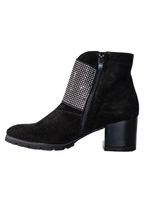 Ботинки черные | 4798071 | фото 5