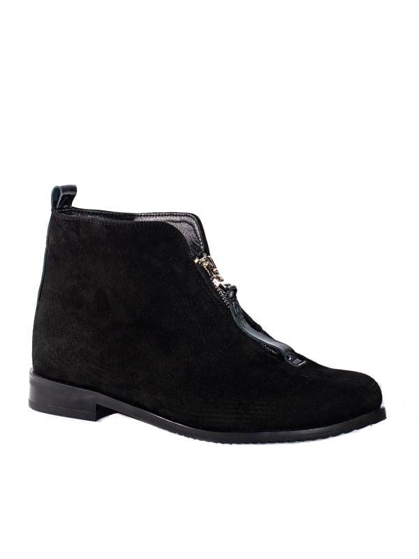 Ботинки черные | 4798074
