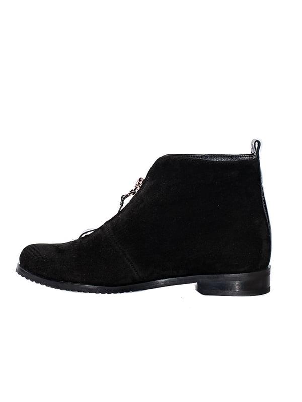 Ботинки черные | 4798074 | фото 2