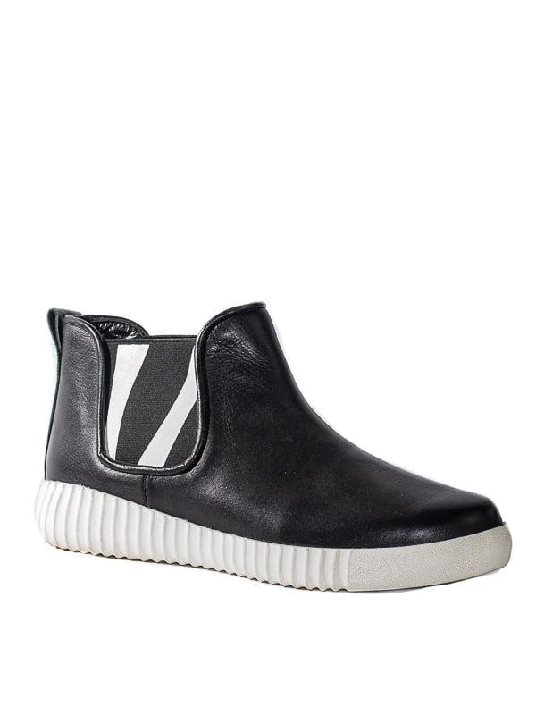 Ботинки черные   4798076