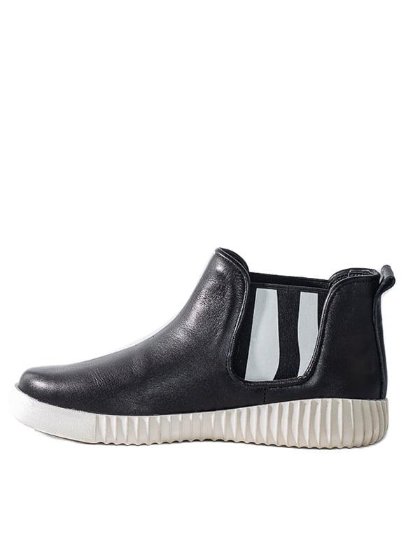 Ботинки черные | 4798076 | фото 2