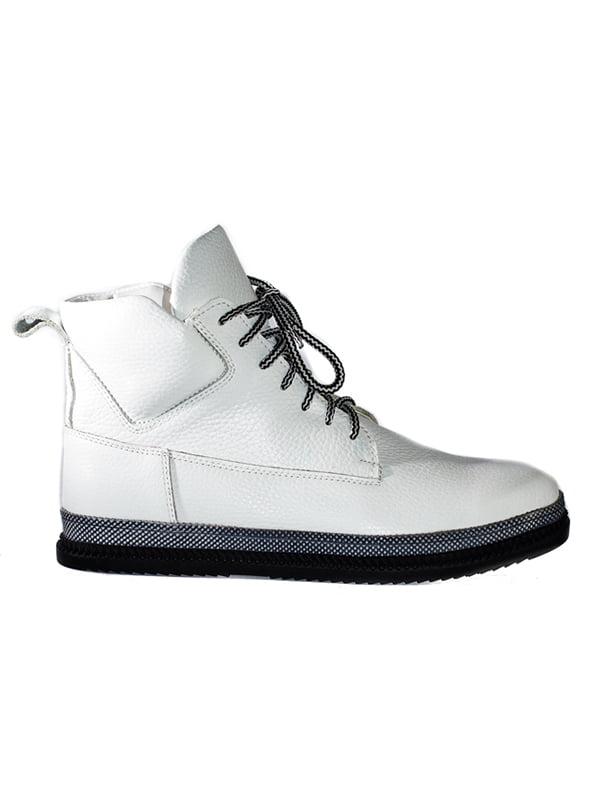 Ботинки белые | 4798079