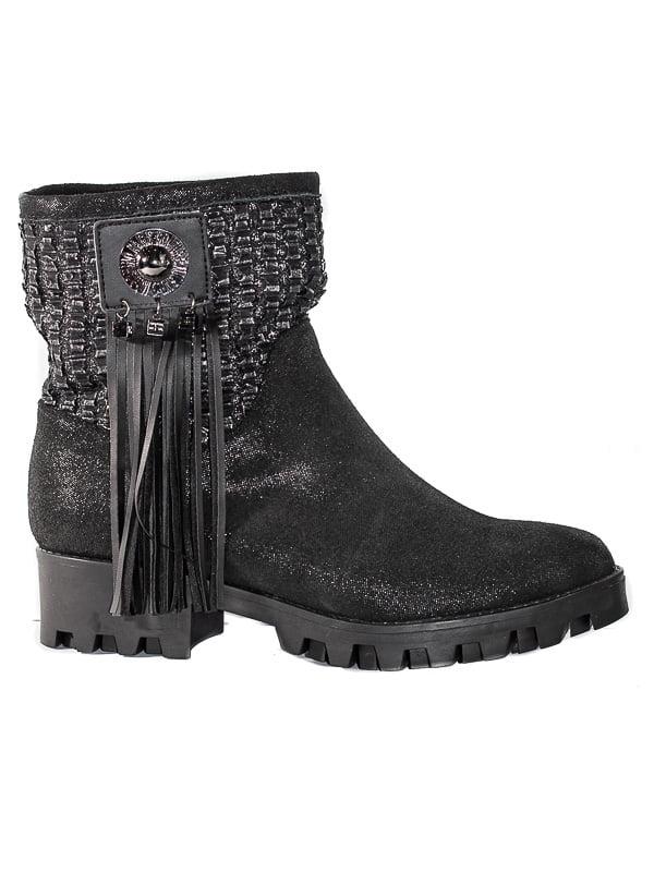 Ботинки темно-серые   4798080